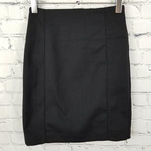 LULULEMON | Cityfarer black short pencil skirt
